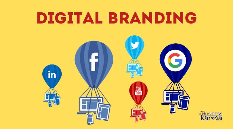 digital branding - business karma