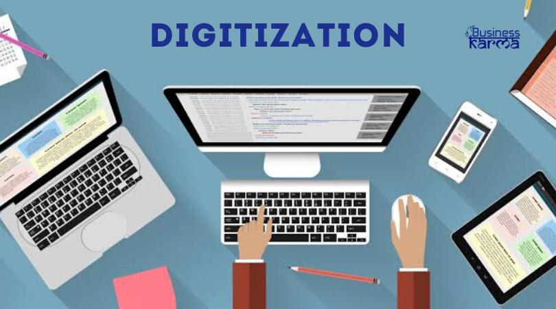 digitization - business karma