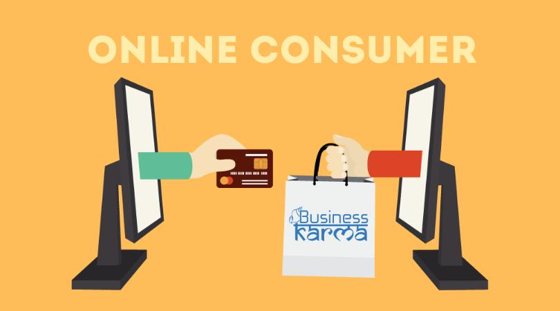 online consumer - business karma