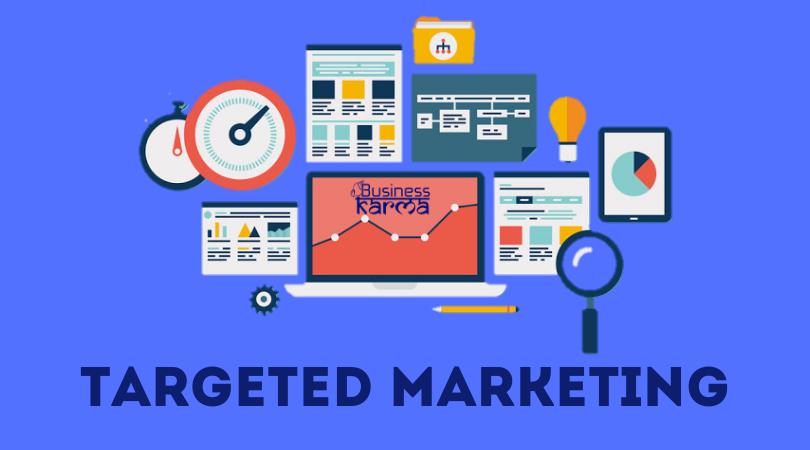 targeted marketing - business karma