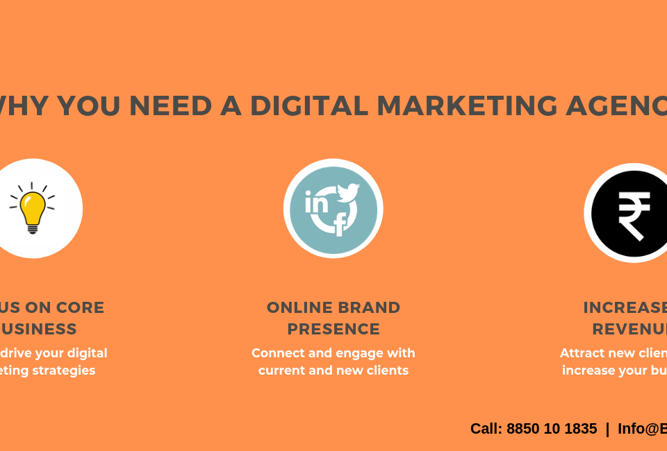 Think You Don't Need a Digital Marketing Agency? Here Are 5 Reasons You Do!