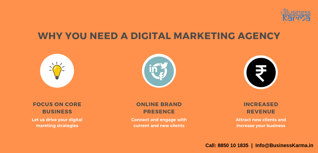 Think You Don't Need a Digital Marketing Agency? Here Are 5 Reasons You Do! Blog - Business Karma