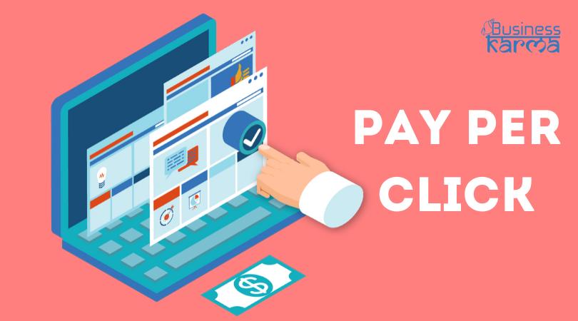 pay per click - business karma