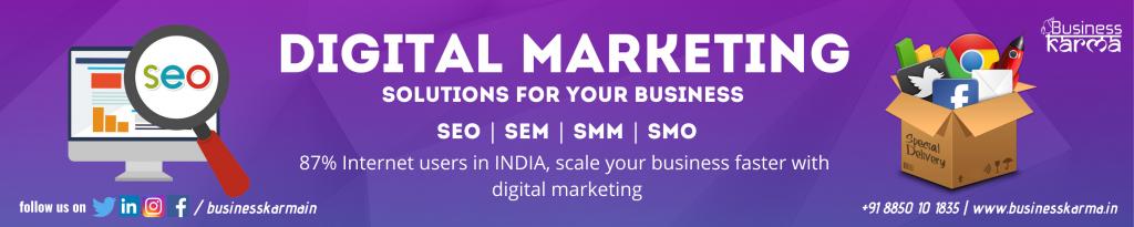 Digital Marketing by Business Karma