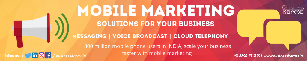 mobile marketing Services by Business Karma